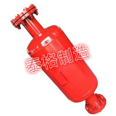 真空泵消声器(消音器),主要用于电力, 石油化工、冶金,矿山、纺织工业空气压缩机消声