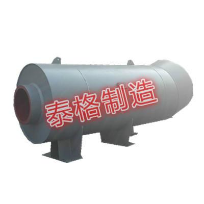 筒式吹管消聲器